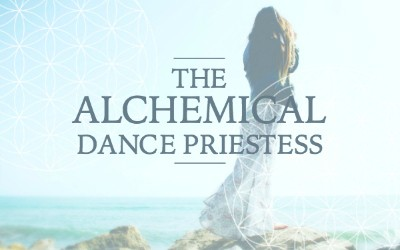 The Alchemical Dance Priestess