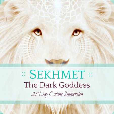 Sekhmet - The Dark Goddess Immersion