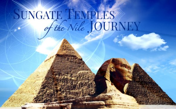 Sungate Temple of the Niles Journey - Deposit