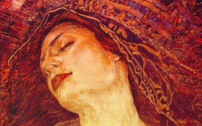 Wild Ecstatic Joy – Mary Magdalene