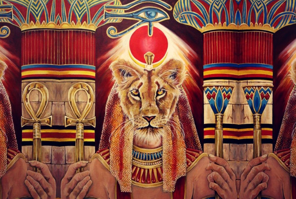 Temple of Sekhmet – 21 Day Cycle