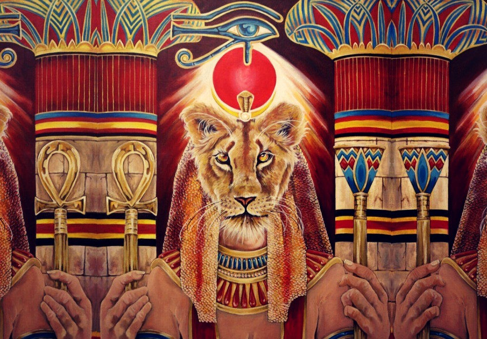 Temple of Sekhmet - 21 Day Online Journey